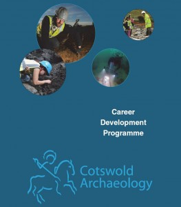 Cotswold Archaeol Career Cover